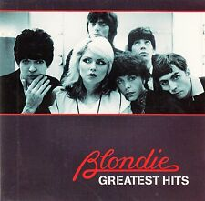 BLONDIE - GREATEST HITS / CD (CHRYSALIS RECORDS 2002) - TOP-ZUSTAND