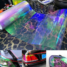 High Quality 60x30cm PVC Transparent Light Tint Film For Car Headlight
