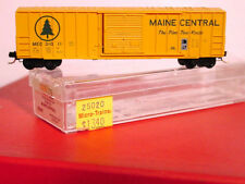 MTL 25020 MAINE CENTRAL 'The Pine Tree Route' #31011 'MINT' N-SCALE