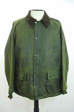 Modern Barbour Green Waxed Bedale A320 Country Wax Jacket Coat 40""