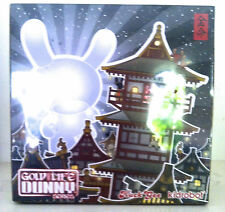 """DUNNY 3"""" HUCK GEE GOLD LIFE SERIES SEALED CASE CHASE KIDROBOT 2011 VINYL FIGURES"""