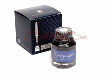 MONTEGRAPPA UNIT BLACK COLOUR SCHWARZE TINTE SCHWARZ TINTENFASS FASS FLACON 42ml
