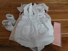 AMERICAN GIRL ADDY PLAID SUMMER SET NEW IN BOX RETIRED NRFB
