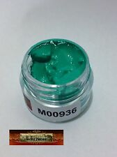 M00936 MOREZMORE Genesis Heat-Set Paint Trial Size PHTHALO GREEN 06 Doll A60