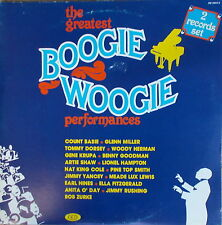 2LP - The Greatest Boogie Woogie Performances,cleaned,International Joker Prod.
