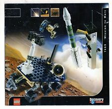 LEGO    CATALOGO  LEGO   2003   NOTICE / INSTRUCTIONS BOOKLET / BAUANLEITUNG