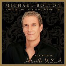 MICHAEL BOLTON - AIN'T NO MOUNTAIN HIGH ENOUGH (SPECIAL EDITION) 2 CD NEU