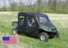 Full Cab Enclosure for John Deere XUV 550 S4 - Hard Windshield, Doors, Roof etc