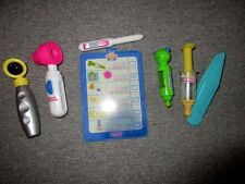 Fisher Price Little Mommy Doll Get Well Doctor Accessories Lot A2
