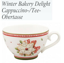 Villeroy & Boch Winter Bakery Delight Cappuccino -/ Teetasse