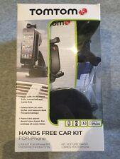 TomTom Handsfree Car Kit for iPhone - Freisprechanlage Bluetooth  ✅✅ NEU