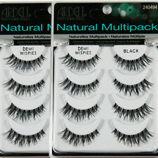 (8 Pairs) Ardell DEMI WISPIES NATURAL MULTIPACK False Eyelashes Fake Lashes
