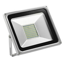 50W 5730 SMD Cool White LED Flood Light IP65 Yard Garden Landscape Wall Lamp