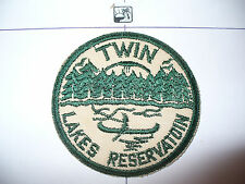 1940s Camp Twin Lakes Council Reservation,TRR Bkgd,pp,OA 244 Day Noomp,61,635,WI