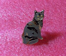 Broche Bijou CHAT Cats BRITISH SHORTHAIR ÉCAILLE DE TORTUE