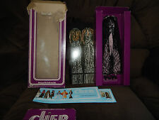 1976 Mego FOXY LADY CHER Barbie Doll Bob Mackie Outfit Fashion Gown Sonny inser