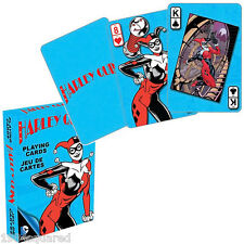 Harley Quinn Playing Cards Deck DC Comics Batman Joker Poker New Sealed Cards