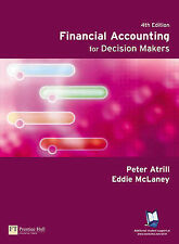 Financial Accounting for Decision Makers by Eddie McLaney, Peter Atrill...