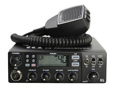 CB Radio Mobile Truck Van EU UK TCB-881 MULTI-STANDARD 12-24V AM FM