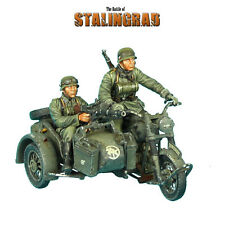 GERSTAL039 German BMW R75 Motorcycle Combination - 24th Panzer by First Legion
