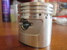 Honda C95 Benly Piston 49.43mm in diameter .50 Oversize NOS