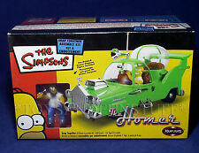 New THE HOMER Simpsons POLAR LIGHTS MODEL KIT Homer Figure 1:24 Scale CAR AUTO