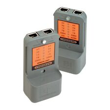 Rj45 BI Communications Cable Tester Heavy Duty. Lan Cat5