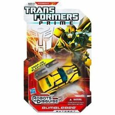 HASBRO TRANSFORMERS PRIME DELUXE CLASS ROBOTS IN DISGUISE AUTOBOT BUMBLEBEE