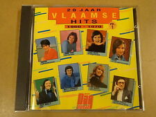 CD / 20 JAAR VLAAMSE HITS 1960-1970 - VOL.1