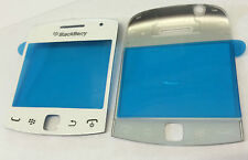 Blackberry 9360 9350 9370 Curva Schermo LCD lens front glass PART BIANCO