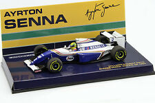 AYRTON SENNA WILLIAMS fw16 #2 Pacifico GP Formula 1 1994 1:43 Minichamps