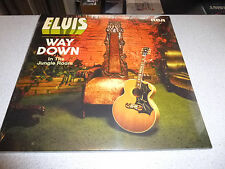 Elvis Presley - Way Down In The Jungle Room - 2LP Vinyl // Neu & OVP // Gatefold