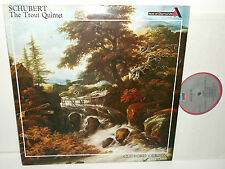 SDD 185 Schubert The Trout Quintet Clifford Curzon The Vienna Octet