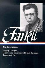 Studs Lonigan (Young Lonigan  The Young Manhood of Studs Lonigan  Judg-ExLibrary