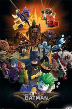 Lego Batman (Boom) Maxi Poster - 61cm x 91.5cm - PP34034 - 683