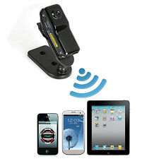 Mini WIFI IP Wireless Spy Cam Remote Surveillance Home Micro Camera Tidy