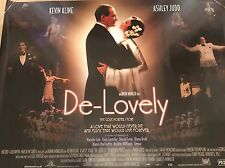 De-lovely Original Uk Quad Poster
