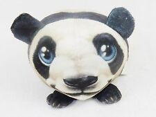 Fur Balls Baby Panda ~ Cute Cuddly Round Plush Pets, 3D Graphics, Style #12