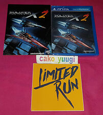 SOLDNER X 2 FINAL PROTOTYPE PS VITA LIMITED RUN GAMES NEUF NEW VERSION US 3200EX