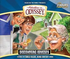 Adventures in Odyssey Classics: Discovering Odyssey : 9 Stories on Family...