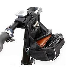 Bike Bicycle Cycling Front Handlebar Holder Pannier Pouch Waterproof Case Bag T