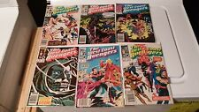 west coast avengers lot 35-46