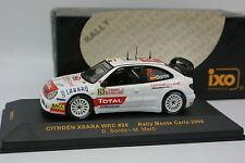 Ixo 1/43 - Citroen Xsara WRC Sordo Rally Monte Carlo 2006