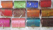 Joblot of 36pcs Chinese clasp Purse NEW  Wholesale