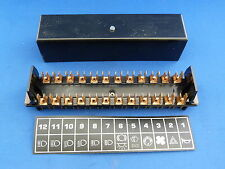 Fuse box Bedford 12 way suitable for other applications A4038961