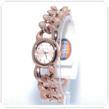 FOSSIL WOMENS CURATOR ROSE GOLD TONE BRACELET WATCH ES3459