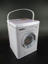 Vorratsdose Waschmaschine Waschmittel Waschpulver Blechdose,NEU,Hoard Box Metal
