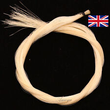 1 Hank of Mongolion Horse Hair for Violin Bow 4/4  - Also for Viola etc