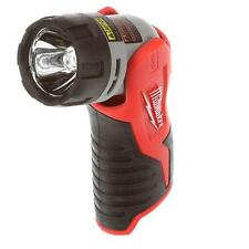 Milwaukee M12 Li Lithium Ion 12-Volt Battery Xenon Work Flashlight Flash Light