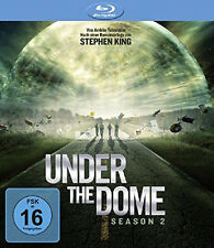 4 Blu-rays * UNDER THE DOME - STAFFEL / SEASON 2 ~ STEPHEN KING  # NEU OVP =